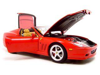 Ferrari Super America Red Elite Ed 1 18 Diecast Model
