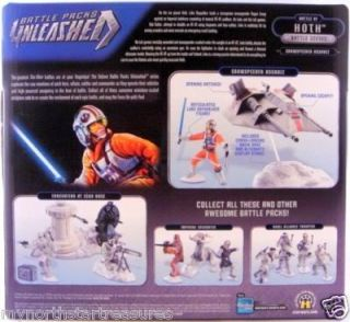 Hasbro Star Wars Luke Skywalker Snowspeeder Episode V