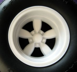 Resin 1/8 Scale American Racing 200 S Daisy Wheels  Super Wide & Deep