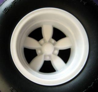 Resin 1/8 Scale American Racing 200 S Daisy Wheels  Super Wide & Deep