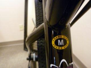 2011 KHS SJ200 Bicycle Bike Dirt Jumper MTB Size Medium