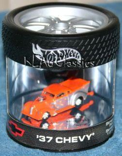 Hotwheels 37 Chevy Hot Rod Oil Can 1 64 Limited NIB