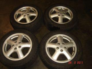 16 Wheels Tires 16 inch 5x100 Rims 16x61 2JJ 50 2jz GTE Wheel