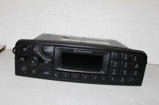 01 04 Mercedes Benz Radio Stereo Audio Cassete W203 C230 C320 C32 C240