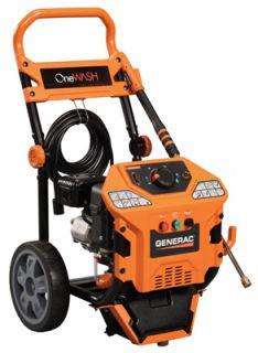 Generac 6412 2500 3000 PSI 2 3 2 8 GPM Onewash Gas Pressure Power
