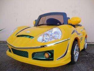 Full Remote Control Powerwheel Kids Car New Pink Sale