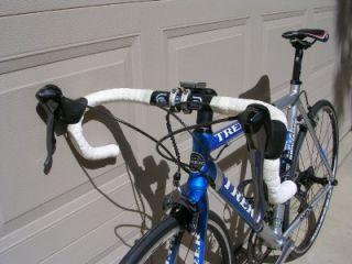2007 Trek 1500 Road Bike, New Ultegra SL Components, 56cm, Excellent