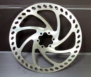 Hayes R8 Round MTB Disc Brake Rotor Is 6 Hole 1pcs 203mm 8 205G