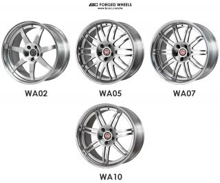 19 Forged Custom Wheel Rim Mercedes Benz W204 AMG