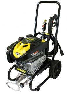 New Brute 020426 2400 PSI 2 0 GPM 190cc Gas Car Home Power Pressure