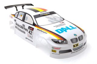 RC Radio Control Car 1 10 BMW 3 Series E92 Painted Body Shell 190mm