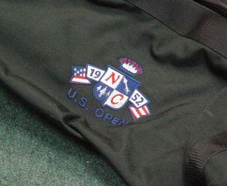 Club Glove Burst Proof with Wheels II Black Travel Case Bag