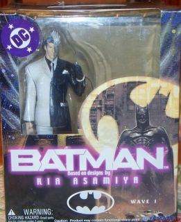 Batman Kia Asamiya Two Face Action Figure Wave 1