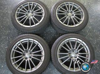 10 12 Subaru Impreza Outback Factory 17 Wheels Tires Rims 68802