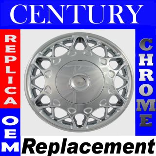 15 Buick Bolt On Chrome Full Wheel Cover Rim Hub Cap Center Cap Rims