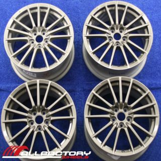 Impreza 17 2010 2011 2012 Factory Wheels Rims Set 4 Four 68802
