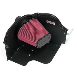 Airaid Air Intake Black Tube Red Filter Ford F Series Super Duty 6 8L