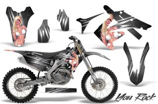 Honda CRF 250 10 12 CRF450 09 12 Graphics Kit Decals Stickers Creatorx