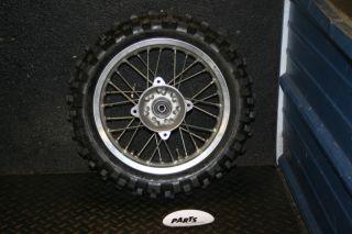 KX65 KX65 65 Rear Wheel Hub Rim Spokes