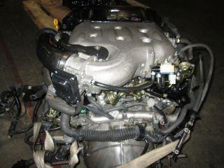 Nissan 350Z Infiniti G35 JDM VQ35DE 3 5L Engine VQ35 de Motor Wiring