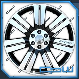 Chevrolet 24 Tahoe Avalanche Suburban Marcellino Wheels Concept 10 11