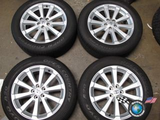 09 10 Toyota Venza Factory 19 Wheels Tires Rims 69557
