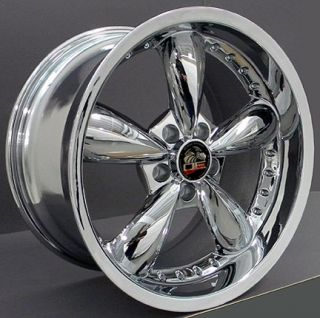 Bullitt Bullet Wheels Nexen Tires Rims Fit Mustang® GT 94 04