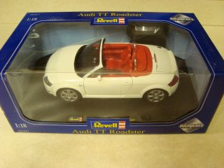 Revell Audi TT Roadster 1 18 Scale Die Cast Model Car
