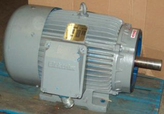 Electrim 50 HP 1770 RPM TEFC 326T 23 460 Electric Motor
