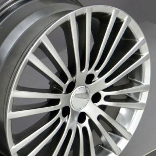 18 Rim Fits VW Volkswagon Hyper Black Wheel 18x7 5