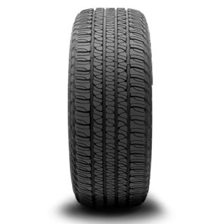 Jeep Grand Cherokee Polished Wheels Rims Goodyear Fortera 265 50 Tires
