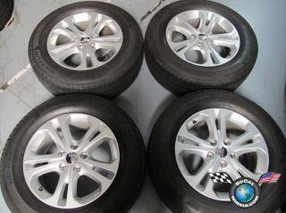 2011 Dodge Durango Factory 18 Wheels Tires Rims 2394 Michelin