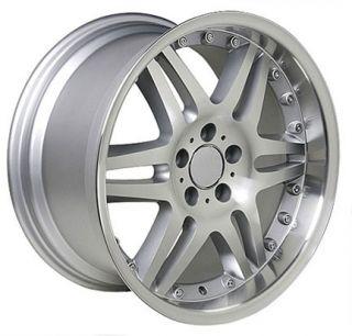 18x8 5 Monoblock Machined Wheels Rims Fi Mercedes