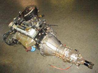 Nissan Navara Pick Up Homy JDM TD23 2 3L Non Turbo Diesel Engine