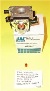 Walbro Carburetor WT264 1 for Stihl Trimmers and Other Sthil Products