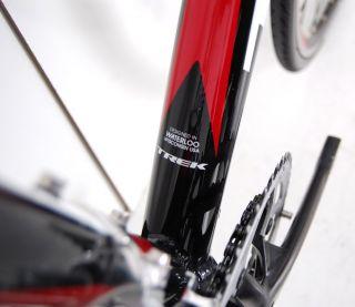2011 Trek 1 1 Road Bike Shimano Tour Bicycle TT Tri Triathlon Race 52