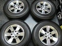 Toyota 4Runner Factory 17 Wheels Tires OEM Rims Tundra Tacoma FJ 69560