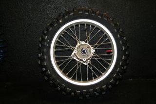 CRF150R CRF 150R CRF150 Rear Wheel Hub Rim Spokes