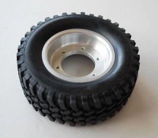 Vintage Tamiya Hilux Blazing Blazer Alum Wheels Rim