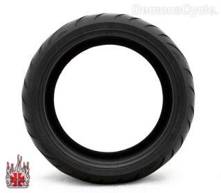 Rear 300 35 R18 AV72 Tire Avon Tires Wheel Rim 4 Harley