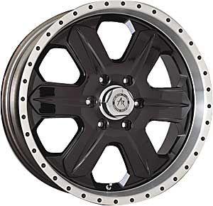 American Racing 3216865 Blem Fuel Series 321 Wheel