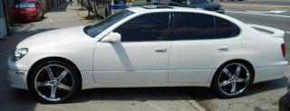 Devino Flawless 762 22 Chrome Rims Wheels Chrysler 300 300C V6 V8