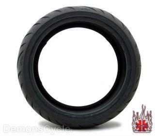 New Rear Wide 250 40 R18 AV72 Tire Avon Cobra Tires Wheel Fits Custom