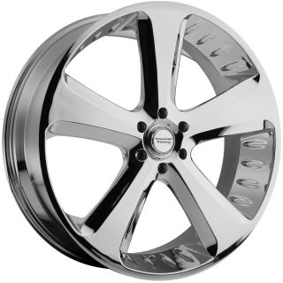 WHEELS RIMS DODGE MAGNUM CHARGER CHALLENGER SRT8 CHRYSLER 300 C 5X115