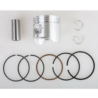 50cc Piston Kit Rings Pin ATVs Four Wheelers Quad Dirt Bike Pit Bikes