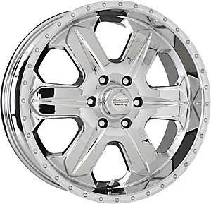 American Racing 61928536 Fuel Series 619 Wheel