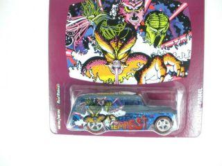 2012 Hot Wheels Atari Tempest 55 Chevy Panel Real Riders