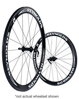 Reynolds Assault PowerTap Pro Carbon Clincher Wheelset CycleOps