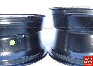 Rims Wheels Mod 509 Rims Infiniti G35 G37 Nissan 350Z 370Z Lexus Rim