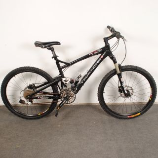 Giant Trance 2 18 2005 Full Suspension Mountain Bike 27 Speed Race